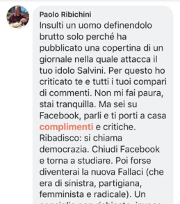 Paolo Ribichini Facebook 2